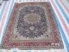 beauty of the handmade carpet