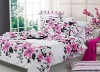 bedding set:set with 4 cps 100%cotton active printed
