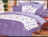 bedding set with cotton 124*64 quality