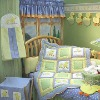 bedding set with curtainsMT7393