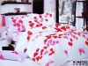 ,bedsheet set ,and bath bedspreads bed linen bed cover set