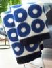 best quality jacquard wool blanket