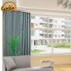 best quality polyester modern window curtain