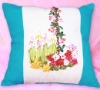 best-selling DIY ribbon embroidery cushion cover