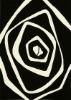 black acrylic carpet(10022)