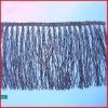 black lace trim fringe