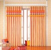 blackout curtain with metal groments