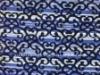 blue velvet cloth
