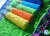 bright color 100%cotton bath towel