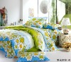cambed cotton twill bed sheet