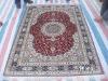 carpet qum silk 4x6
