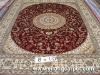 carpets in silk