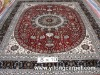 carpets kashan silk