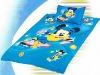 cartoon baby bedding quilt set