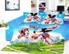 cartoon kids bedding quilts