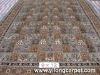 cashmere silk rug