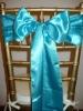 chair sash,chair satin sash,chair decoration tie for wedding