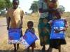 chemical mosquito net against malaria