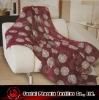 chenille blanket throw