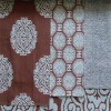 chenille jacquard fabric used for decoration