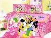 children cartoon patterned baby bedding set