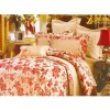 chinese classic 100% Silk bedding set luxury