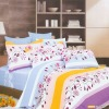 chinese classic 100%cotton bedding set luxury