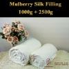 chinese silk quilt