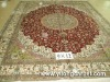 chinese silk rug rugs & tapestry