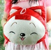 christmas gift hold pillow toys