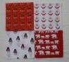 christmas series handkerchief