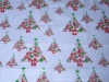 christmas table cover/xmas table cloth