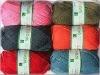 chunky yarn craft yarn rug yarn