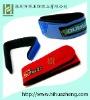 circular self-loking  Velcro Ski Straps 100%nylon