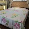 classical flower bed sheet set