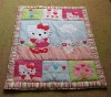 colorful baby quilt patterns quilt with a pillow