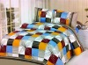 colorful design bedding set for sale
