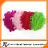 colorful nagorie feather headbands