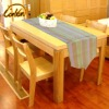 colorful stripes cotton table runner table linen table cloth