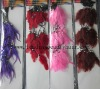colors grizzly feathers for hair