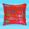 comfort printed cushion cover