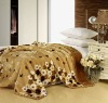 comfortable & high quality acrylic mink blanket RS273