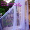 conical mosquito net-bamboo chip frame