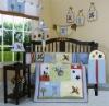 cotton baby bedding set