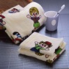 cotton beatiful childish towel