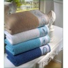 cotton embroidery bath towel