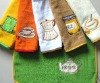 cotton jacquard kitchen towel