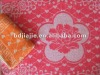 cotton jacquard pilliow towel