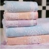 cotton jaquard towel