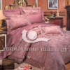 cotton polyester plain bed sheets